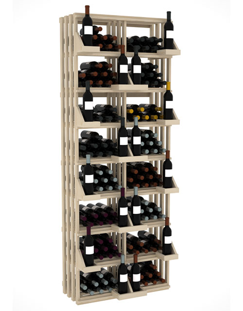 Prestige Series Commercial Retail Stacker 2 Columns 208 Bottles