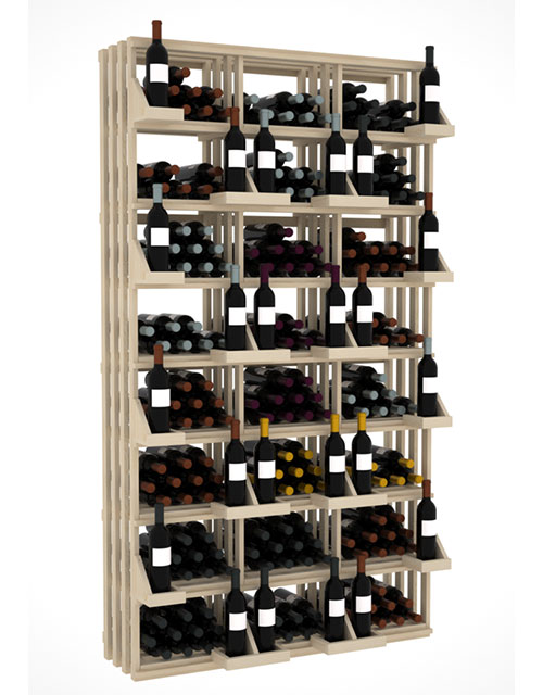 Prestige Series Commercial Retail Stacker 3 Columns 312 Bottles
