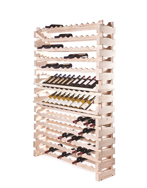 Modularack Pro Wall Mount Unit - 144 Bottle